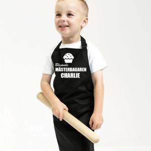 Barnförkläde Blivande Mästerbagaren
